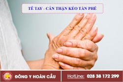 Tê tay - cẩn thận đừng để bị liệt | Phòng khám đa khoa Hoàn Cầu