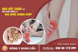 Các căn bệnh gây đau gót chân và cách chữa khỏi hiệu quả | Phòng khám đa khoa Hoàn Cầu