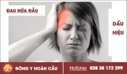 Triệu chứng đau nửa đầu là gì? | Phòng khám đa khoa Hoàn Cầu