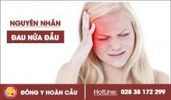 Nguyên nhân và triệu chứng đau nửa đầu cần hết sức chú ý   Phòng khám đa khoa Hoàn Cầu