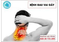 Thường xuyên bị đau mỏi vai gáy là bệnh gì?   Phòng khám đa khoa Hoàn Cầu