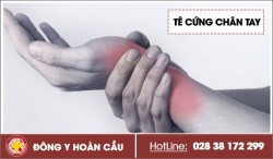 Tê cứng chân tay là bệnh gì và nguyên nhân do đâu? | Phòng khám đa khoa Hoàn Cầu