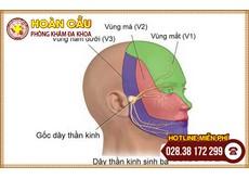 Những triệu chứng của bệnh đau dây thần kinh tam thoa | Phòng khám đa khoa Hoàn Cầu