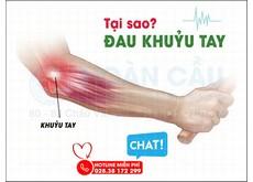 Triệu chứng đau khuỷu tay là gì? | Phòng khám đa khoa Hoàn Cầu