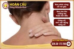 Bất ngờ triệu chứng đau vai gáy điển hình báo hiệu bệnh lý nguy hiểm   Phòng khám đa khoa Hoàn Cầu