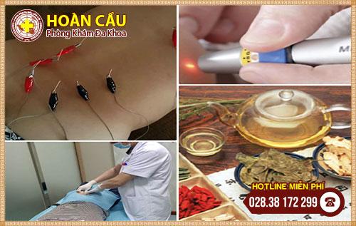 Phương pháp điều trị đau lưng cấp mạn tính | Phòng khám đa khoa Hoàn Cầu