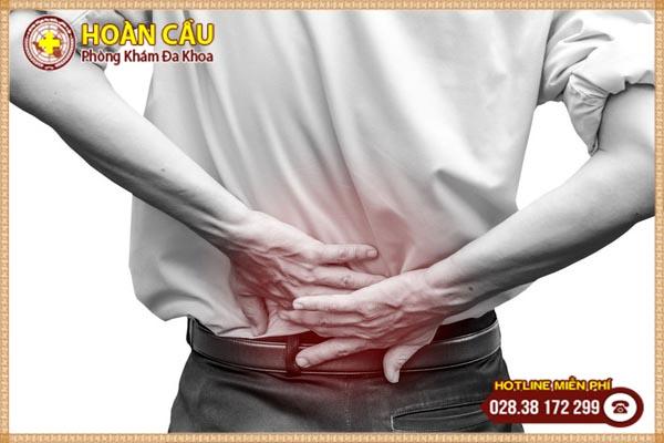 Nguyên nhân đau lưng dưới không phải ai cũng biết | Phòng khám đa khoa Hoàn Cầu