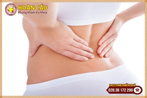 Đừng chủ quan với bệnh đau thắt lưng | Phòng khám đa khoa Hoàn Cầu